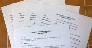 Constitutional documents